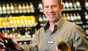 Alcohol License in California | Liquor License California | Image of a Wine Merchant